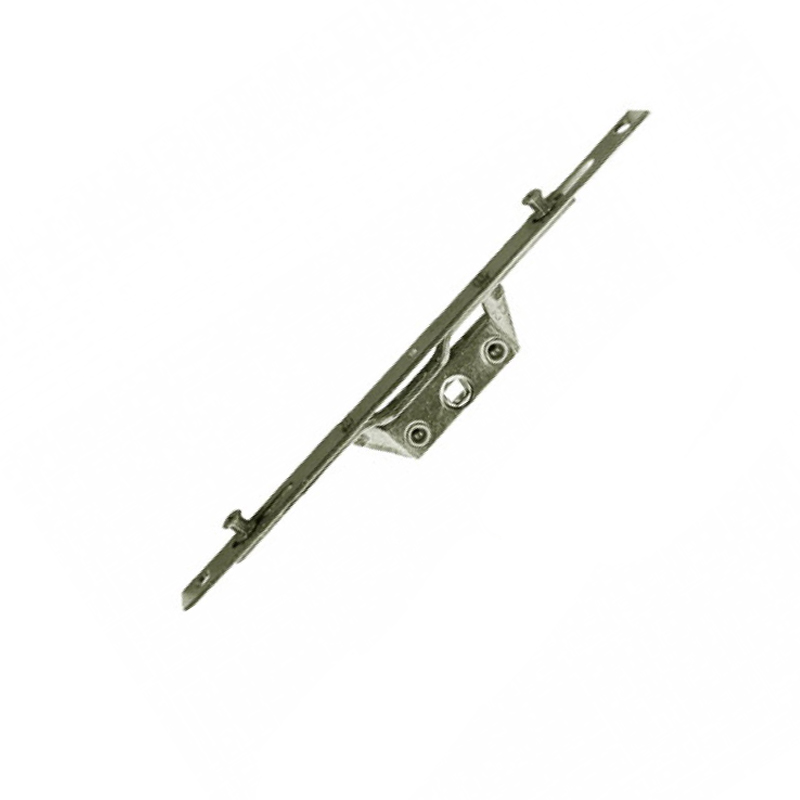 Inline Window Espagnolette Bolt - 22mm Backset, 250mm
