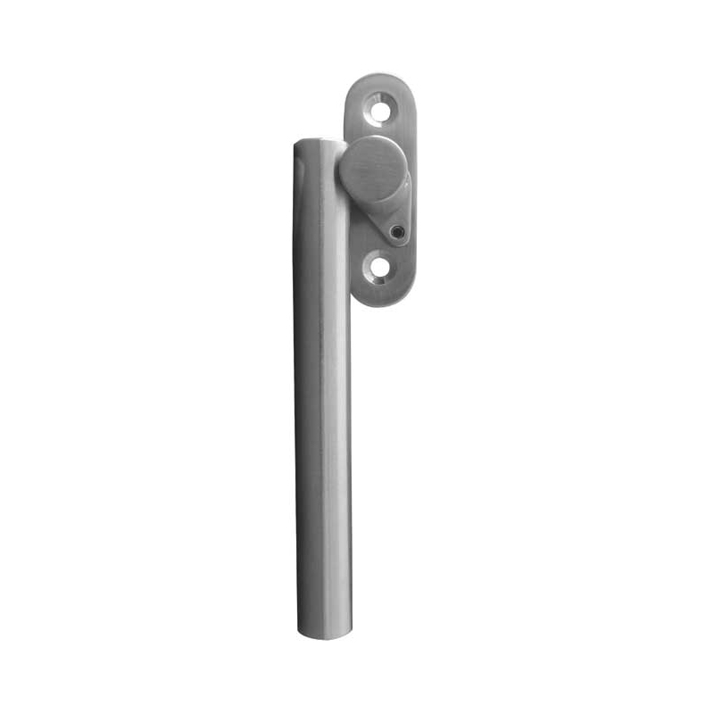 Round Bar Espagnolette Handle - Left Hand