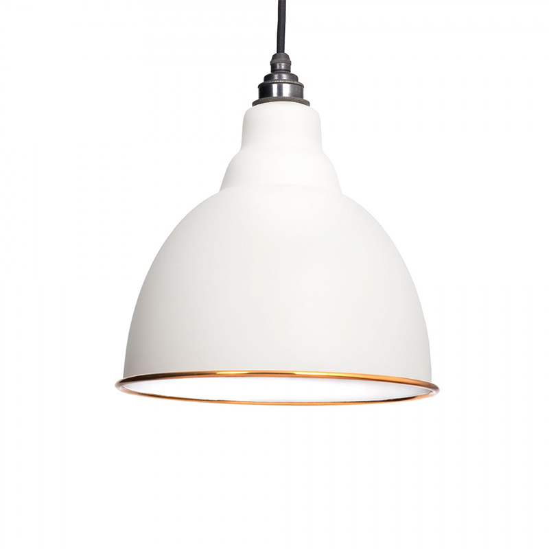 Brindley Pendant Accents Oatmeal