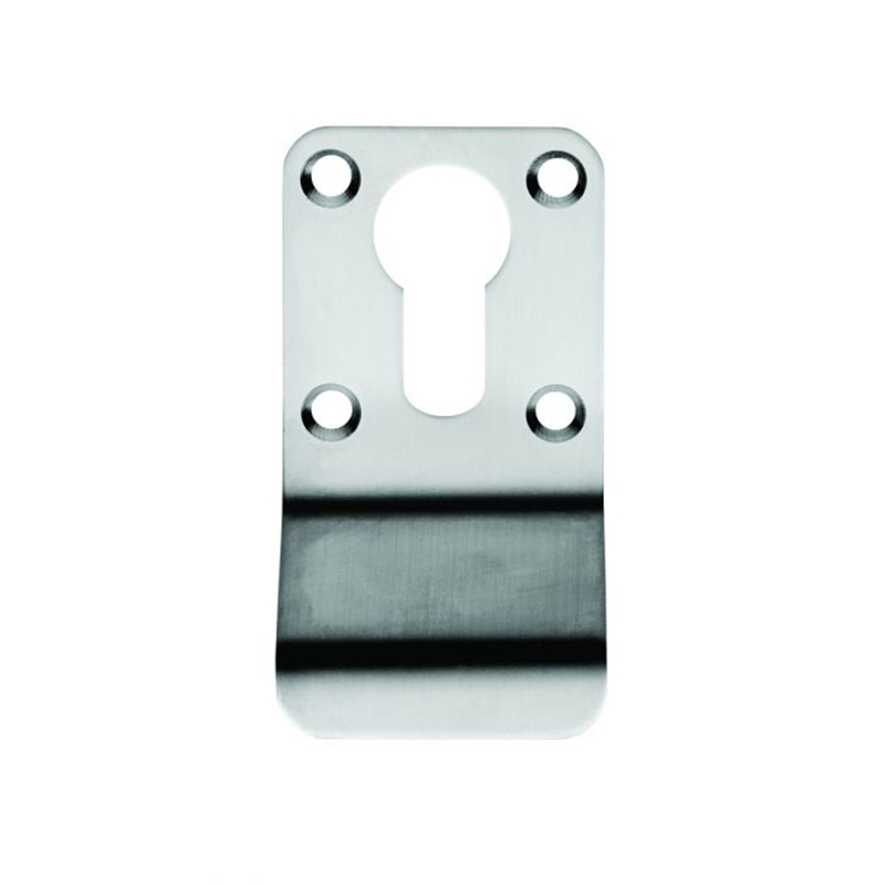 Eurospec Cylinder Pull - Euro Profile - Satin Stainless Steel