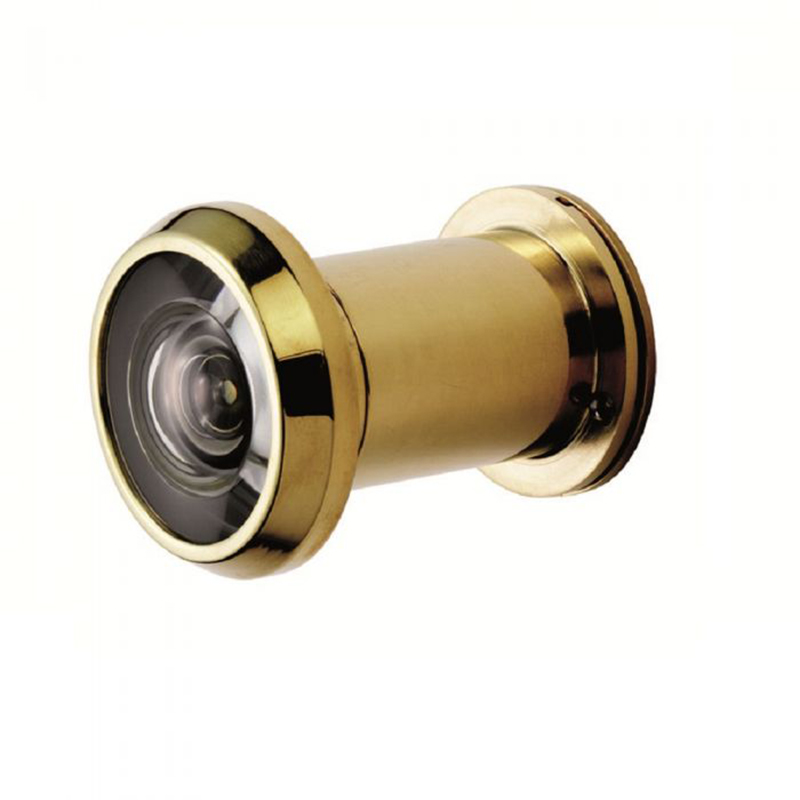 Steelworx Grade 316 Door Viewer - PVD Brass